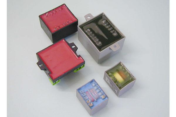 Resinatura componenti elettroniche